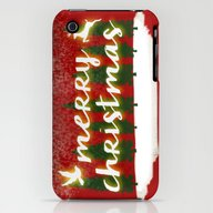 Merry Christmas iPhone (3g, 3gs) Slim Case