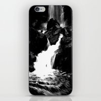 Dark Water iPhone & iPod Skin