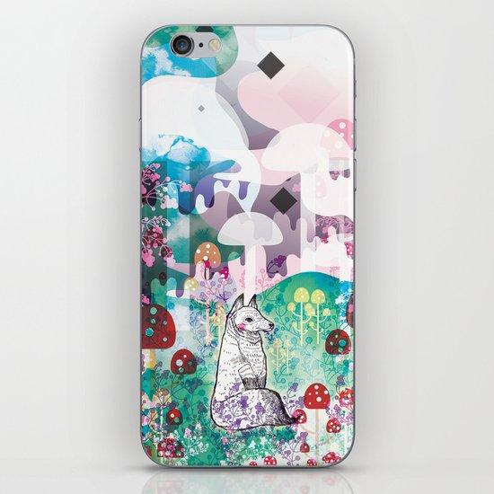 Wonder World iPhone & iPod Skin