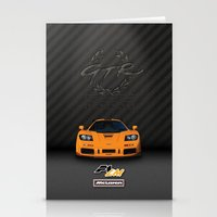 1995 McLaren F1 LM  Stationery Cards
