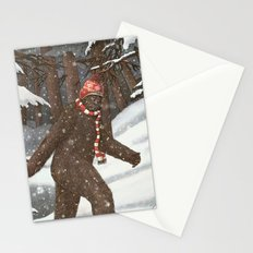 Everyone Gets Cold Stationery Cards