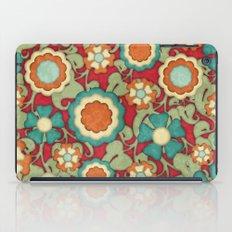 Autumn Floral iPad Case