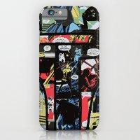 Boba Fett Collage iPhone 6 Slim Case