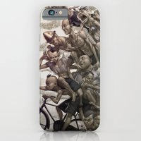 iPhone & iPod Case featuring Ten Brothers by Artgerm™
