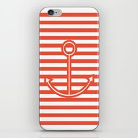 Sailing forward iPhone & iPod Skin