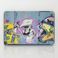 Graffiti Artist iPad Case