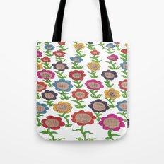 Endless Garden Tote Bag