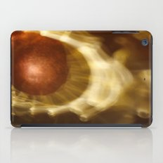 Abstract light reflections iPad Case