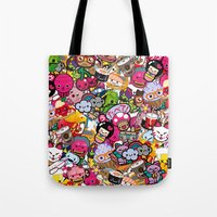 Supercombo #2 Tote Bag