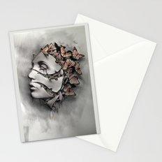 metamorfosis  Stationery Cards