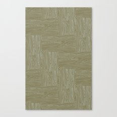 Woodgrain Canvas Print
