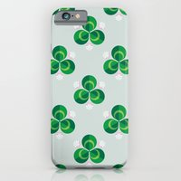 White Clover iPhone 6 Slim Case