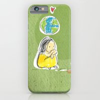 Seeds Of Love iPhone 6 Slim Case
