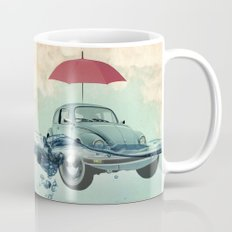 VW Chance of rain in deep water Mug
