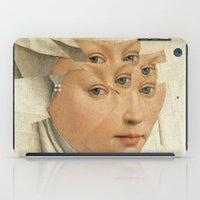 van Weyden und das Laster iPad Case