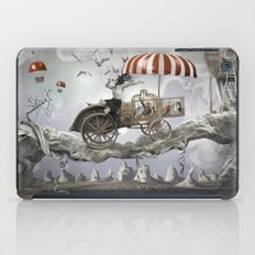 Bird Seller iPad Case