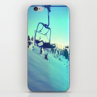 Last Chair iPhone & iPod Skin