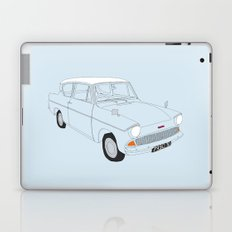 Weasley's Flying Ford Anglia Laptop & iPad Skin