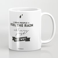 Marley Quote - Some Peop… Mug