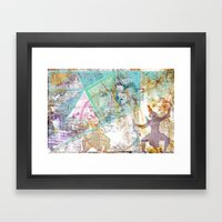 Collateral°Siam^Newz Framed Art Print