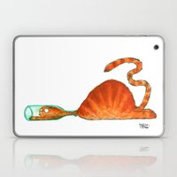 Bottle Laptop & iPad Skin