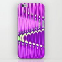 Get Away - Digital Abstr… iPhone & iPod Skin