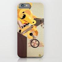 Oops (BumbleBee) iPhone 6 Slim Case