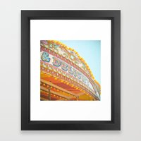 Fun And Delight Framed Art Print