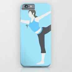 Wii Fit Trainer♀(Smash… iPhone 6 Slim Case