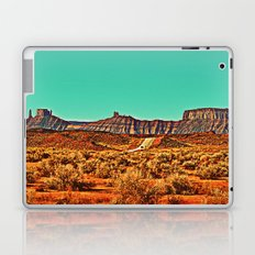Long Road West Laptop & iPad Skin