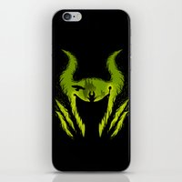 The Evil Fairy iPhone & iPod Skin