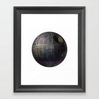 Nomoon Framed Art Print
