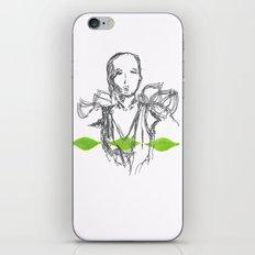 Leaf Lady iPhone & iPod Skin