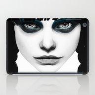 Wakeful Warrior - In Blu… iPad Case