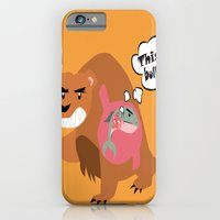 The Food Chain iPhone 6 Slim Case