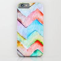 iPhone & iPod Case featuring Chevrons by Goldfish Kiss