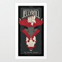 Jellyroll #6: Soul Art Print