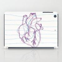 Heart iPad Case