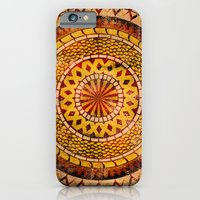 Four Dragons Mandala iPhone 6 Slim Case