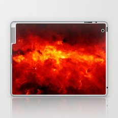 The Painted Space Lava Laptop & iPad Skin