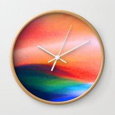 Knoll Wall Clock