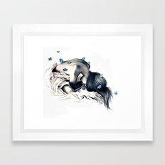 Bodysnatchers  Framed Art Print