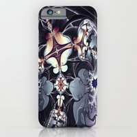 iPhone Cases featuring Fading Memory by Solomon Barroa