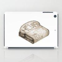 Info Toaster iPad Case