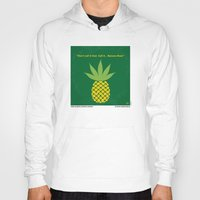 No264 My PINEAPPLE EXPRESS minimal movie poster Hoody