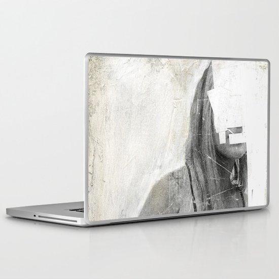 Faceless | number 03 Laptop & iPad Skin