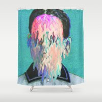 The Outsider Shower Curtain