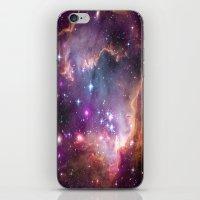 Small Magellanic Cloud iPhone & iPod Skin