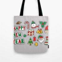 My Christmas Theme (: Tote Bag
