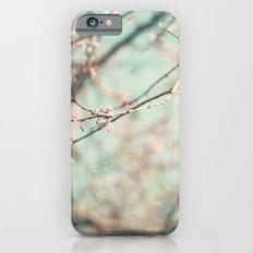 spring #3 (cool bleu) iPhone 6 Slim Case